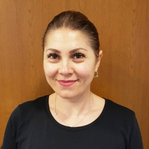 Pănescu Adela - asistentă coordonator activitate