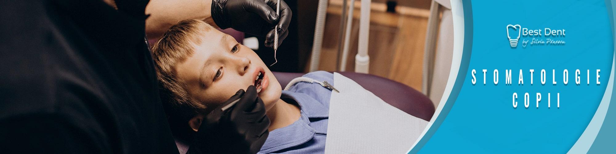 Stomatologie copii Severin